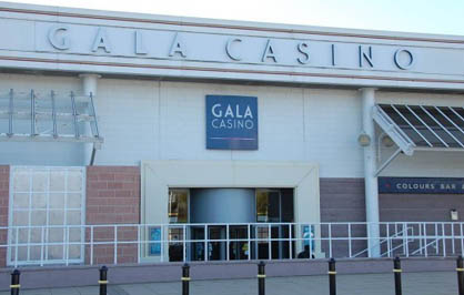gala casino teesside park opening times