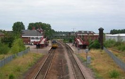 Stockton Railway Station
