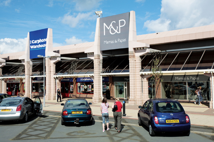 Teesside Shopping Park