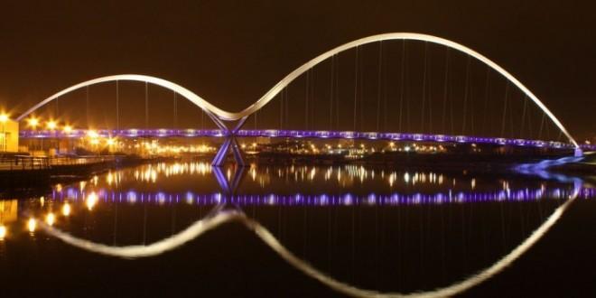 Infinity Bridge This Is Stockton On Tees