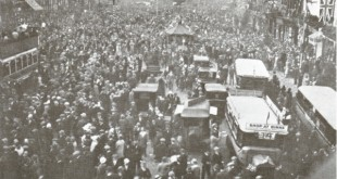 Railway Centenary 1925 Taken on the highstreet