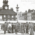 Town Hall and Market Day