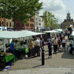Stockton on Tees Market High Street